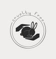 animal cruelty free logo not tested on animals
