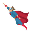 superhero avatar icon image vector image