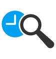 Find Time Icon vector image vector image