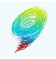 Symbol Hurricane vector image