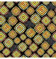 Abstract seamless pattern in bright colors vector image