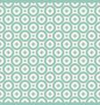 elegant floral seamless pattern vintage ornament vector image vector image