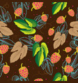 hop seamless pattern ornamental background for vector image