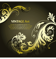6floral line 14 3 vector image vector image