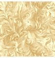 Beige satin pattern vector image vector image