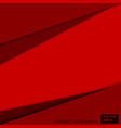 dark red wallpaper banner design vector image vector image