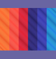 striped gradient background vector image