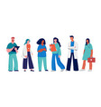 thank you doctors and nurses concept design vector image vector image