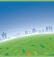 belgrade skyline aerial view