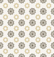 flowers-pattern-retro-seamless-02 vector image vector image