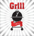 grill 01 resize vector image vector image