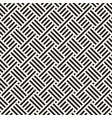 seamless pattern geometric striped ornament vector image