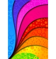 Abstract colorfull background for design vector image vector image