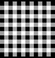 lumberjack buffalo plaid seamless pattern white vector image vector image