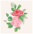 Roses artwork vector image