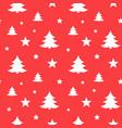 digital blue happy new year vector image vector image