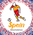 Spain 3 vector image