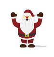 santa claus christmas vector image