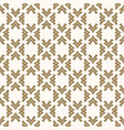 golden seamless pattern in japanese style vector image vector image