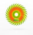 Abstract Ornamental Design vector image