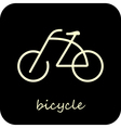 Bike icon vector | Price: 1 Credit (USD $1)