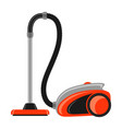 icon vacuum cleaner vector image vector image