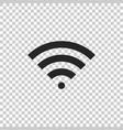 wi-fi wireless internet network symbol icon vector image vector image