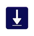 download app button vector image
