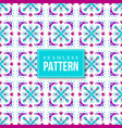 seamless ornamental pattern traditional turkish vector image