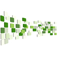 abstract checked background vector image vector image