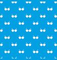 glasses for blind pattern seamless blue vector image vector image