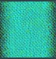 pattern-amphibians-blue vector image