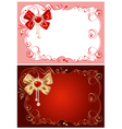 valentines day beautiful vector image vector image