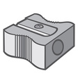 Pencil sharpener vector image