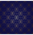 dark blue vintage background with gradient vector image