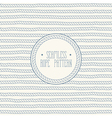 Rope Seamless Pattern vector image vector image