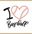 baseball mom outline style tshirt clipart vector image vector image