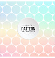 pattern blue and pink circle background ima vector image