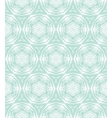 Ornamental elegant hand drawn pattern vector image