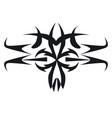 a black tattoo design idea has different vector image