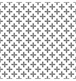 art abstract geometric light white black pattern vector image vector image