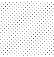 black and white halftone pattern modern texture vector image vector image