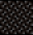 creative square grey black gradient pattern vector image