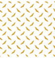 Golden Bats Background vector image