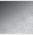 Gray pattern vector image