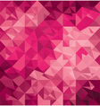 pattern geometric shapes vector image vector image