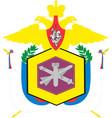 bhuho national army emblem vector image vector image