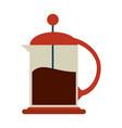 coffe maker icon graphic vector image vector image