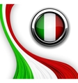 Italian flag vector | Price: 1 Credit (USD $1)