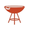 Roaster icon Steak house design graphic vector image vector image